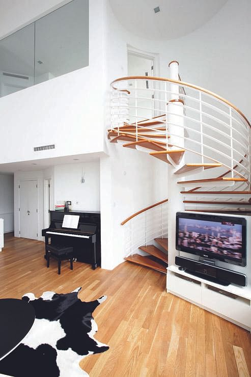House Tours: 6 homes with spiral staircases | Home & Decor Singapore