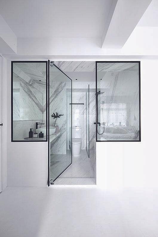 Hotelbathroom Bowerman Interior Planner