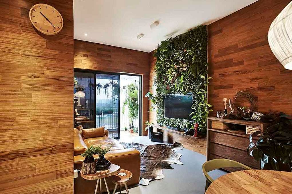 8 Fresh Ideas For The Television Feature Wall Home