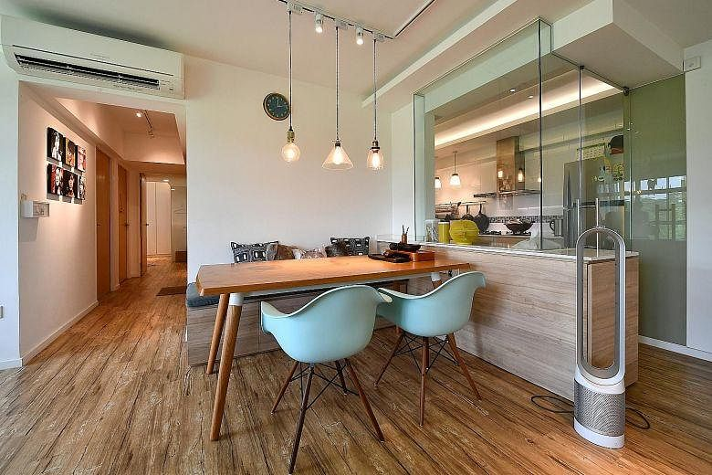 5 Five Room Hdb Bto Homes With Renovations Costing 80 000
