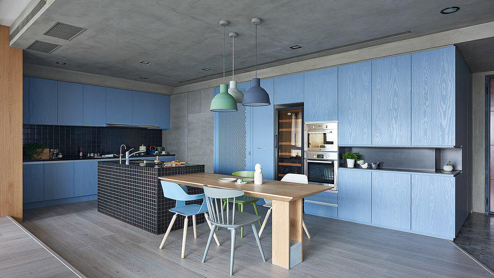 Block kitchen hao design
