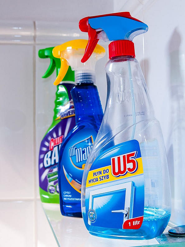 10 cleaning products