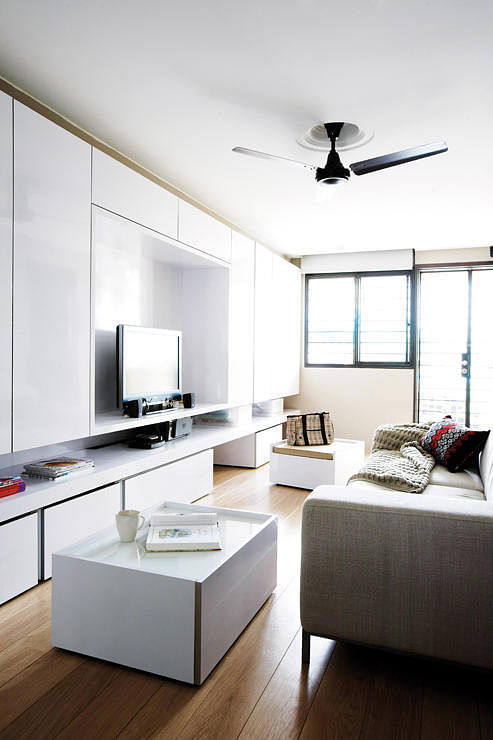 House Tour Cosy And Customised Three Room Hdb Home Of Two