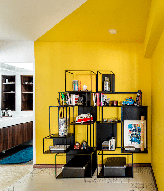 Home Design Ideas For Hdb Flats:  House Tour: This Five-room HDB Flat In Clementi Is A