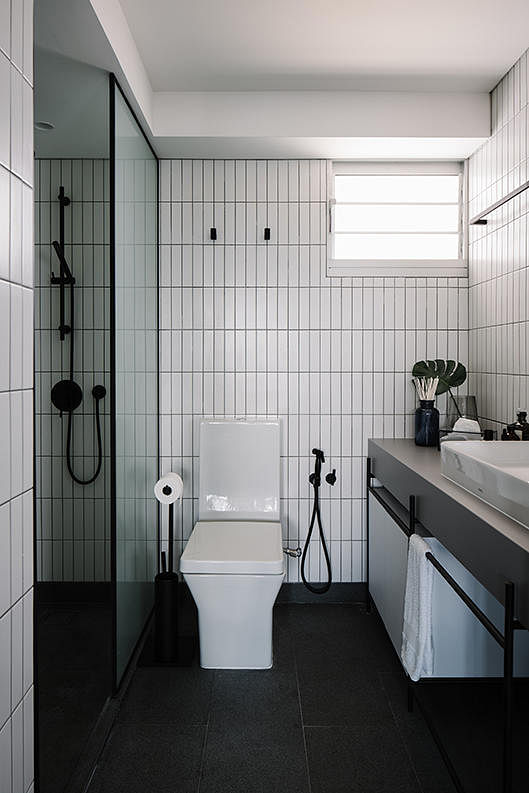 9 Ideas For A Stylish Yet Fuss Free Hdb Bathroom Home
