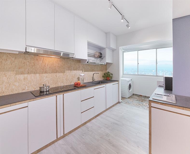 Steal kitchen design ideas from these four-room BTO homes | Home ...