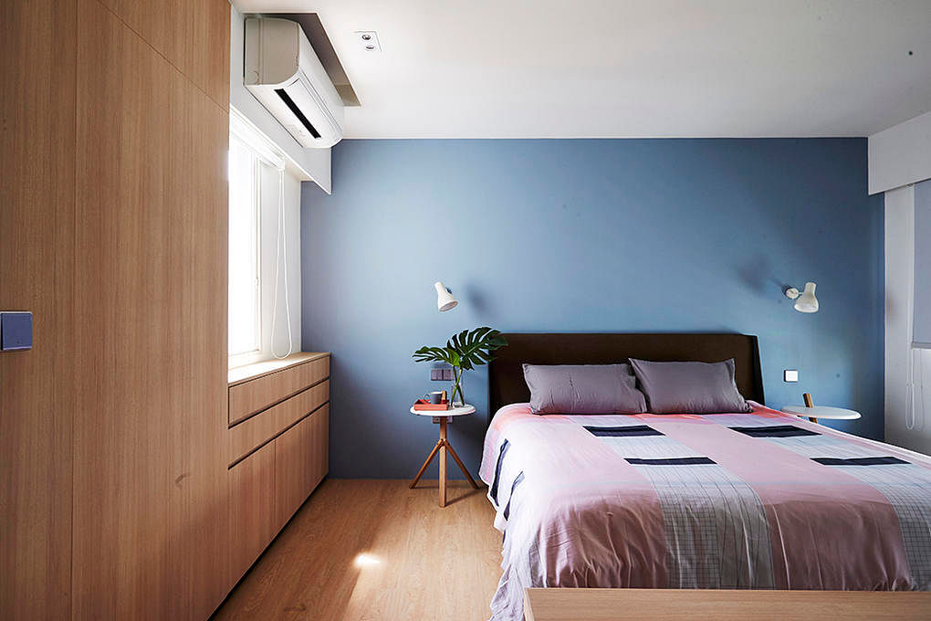 8 simple and relaxing bedrooms that are easy to achieve ...
