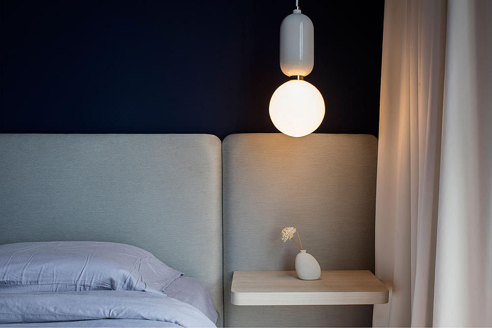Minimalist bedside tables design ideas and 5 stylish pieces to buy sidetable eightytwo watchthetrailerfo