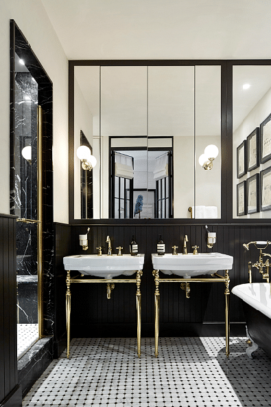 Classicalstyle Bathroom Tiles How To Rock The Look And Which Tiles - Best place to buy bathroom tile