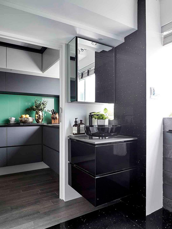 Modern Hdb Decor: House Tour: A 800sqf Modern European-style HDB Flat Near