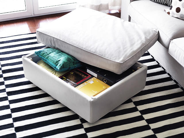 Declutter and organise tips 7 ikea