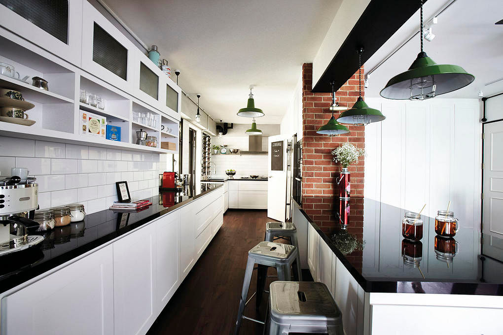 kitchen design ideas from these 13 hdb homes home decor singapore