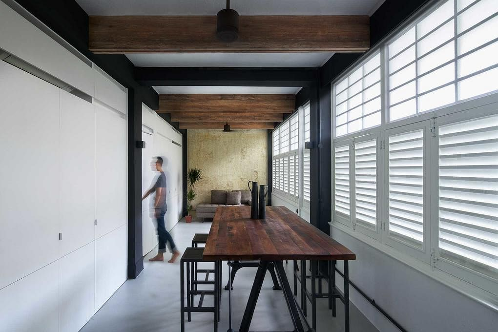 BC6 Louvered shutters a solid plan