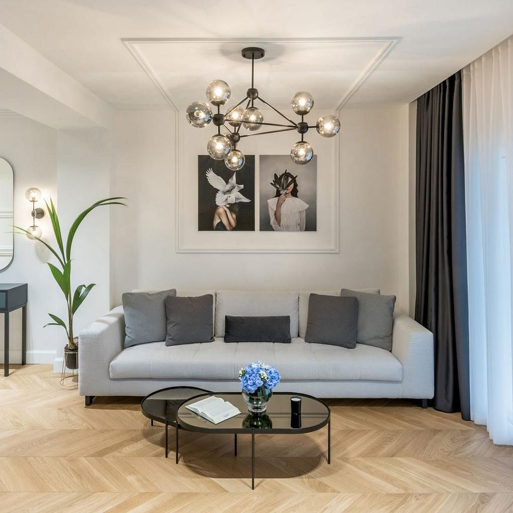 Normless contemporary chic apartment 1