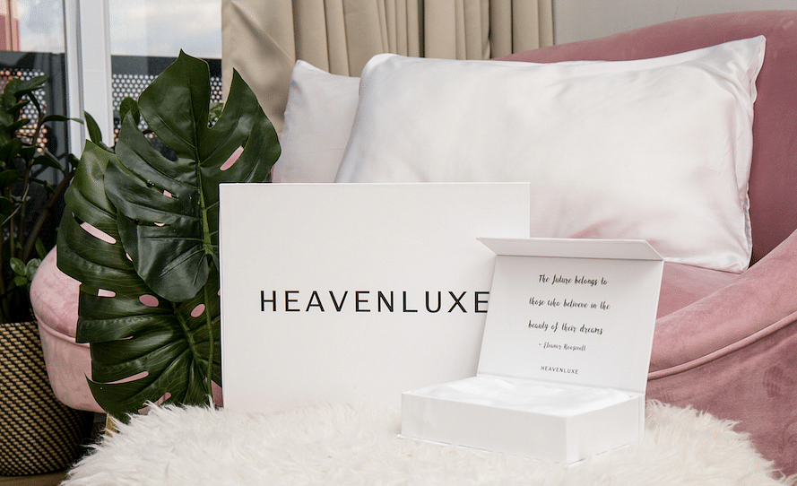 Sustainable bedding heavenluxe 2