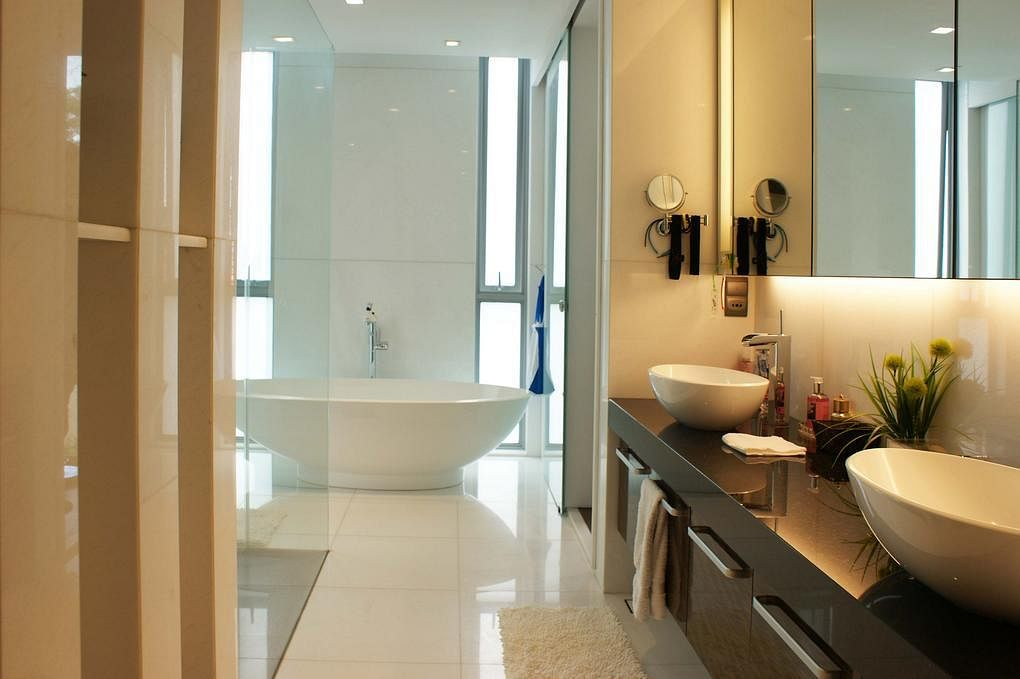 Bathroom design ideas: 10 contemporary open-concept spaces 2