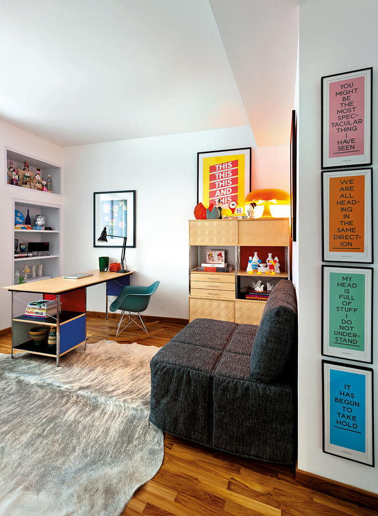 9 Home Offices That Will Inspire You To Do Work Home
