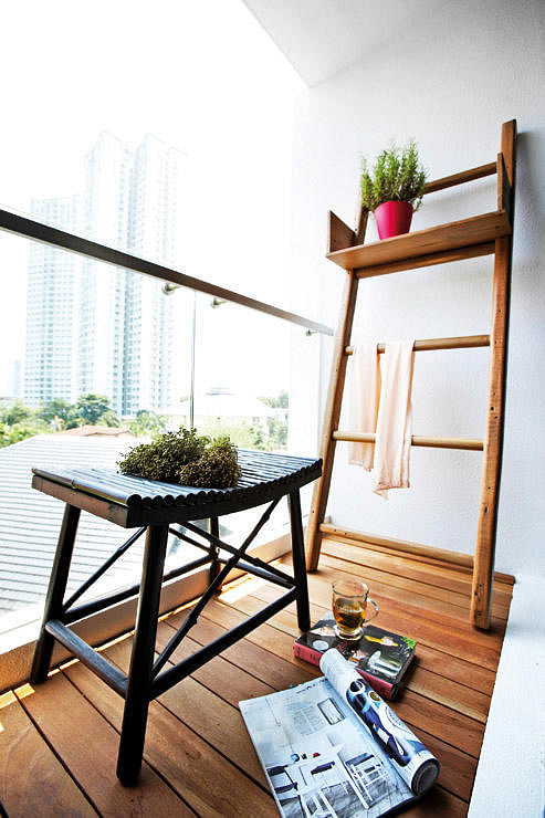 13 balcony designs that\'ll put you at ease instantly | Home & Decor ...