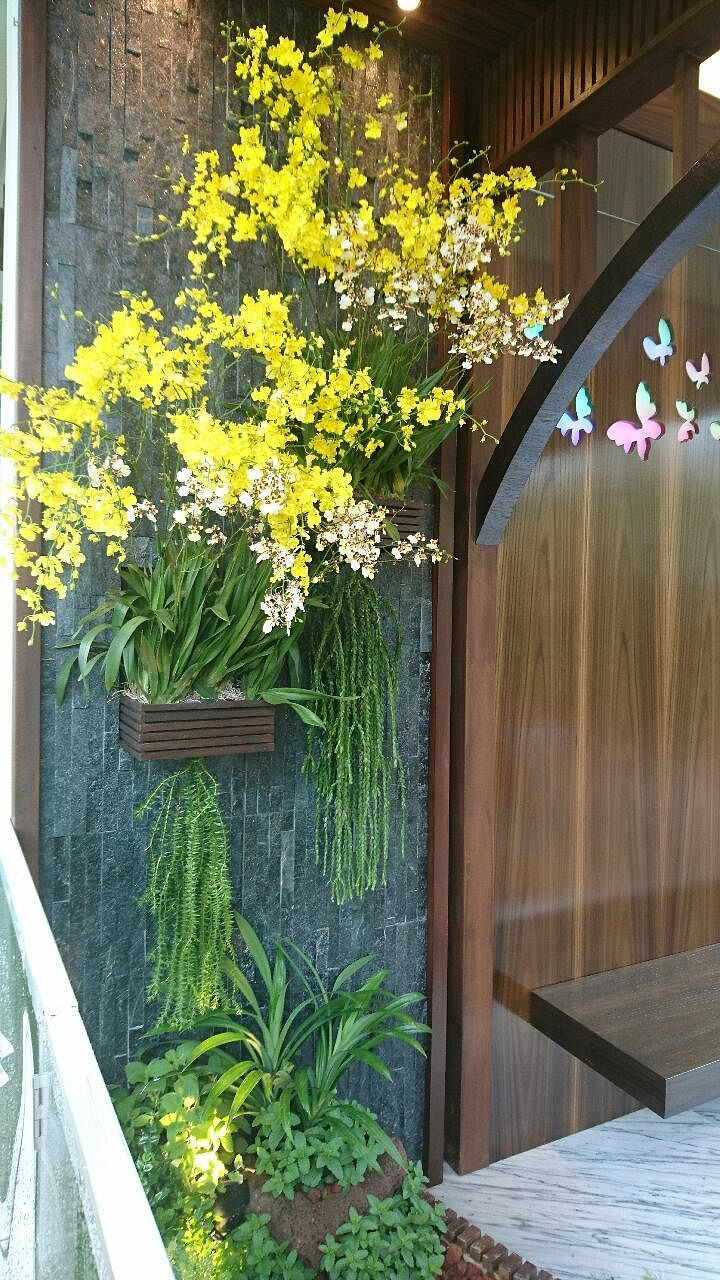 Steal Balcony Garden Design Ideas From The Singapore
