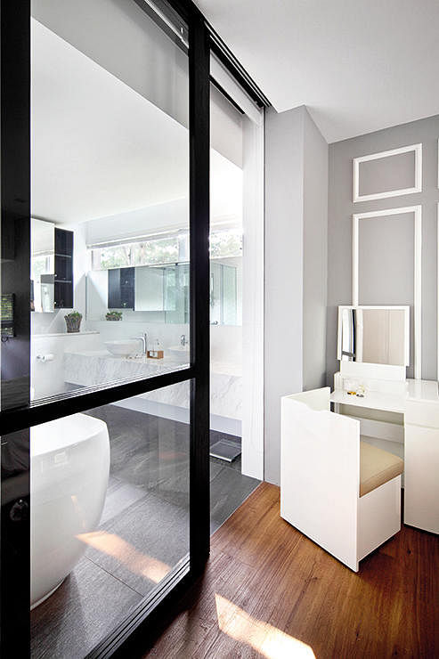 Bathroom Doors Sg small hdb flat bathroom solutions | home & decor singapore