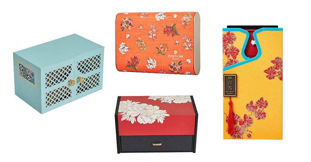 8 most beautiful mooncake box designs! | Home & Decor Singapore