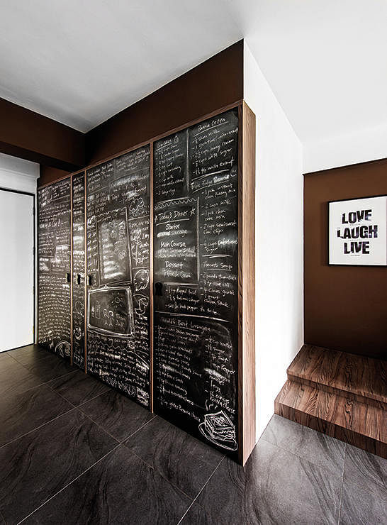 So You Want A Blackboard In Your Home? Ideas Here!