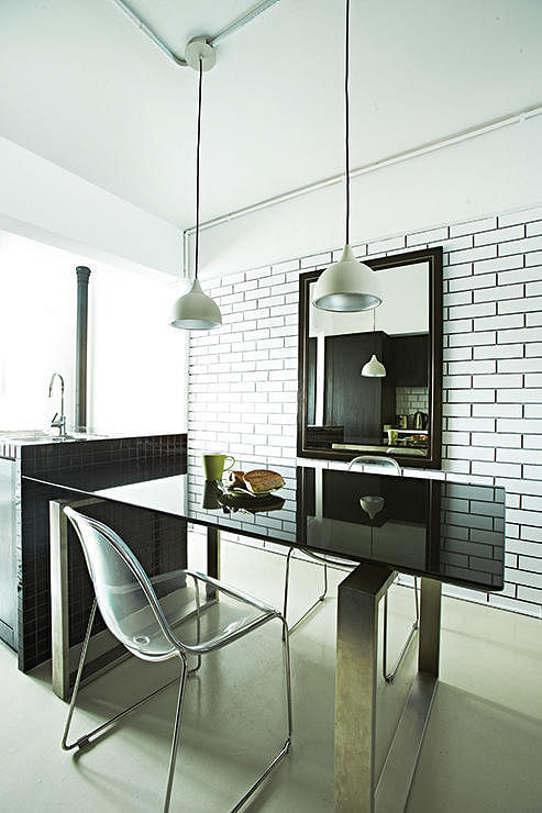 10 Design Ideas For Small Space Dining Areas In Hdb Flat Homes