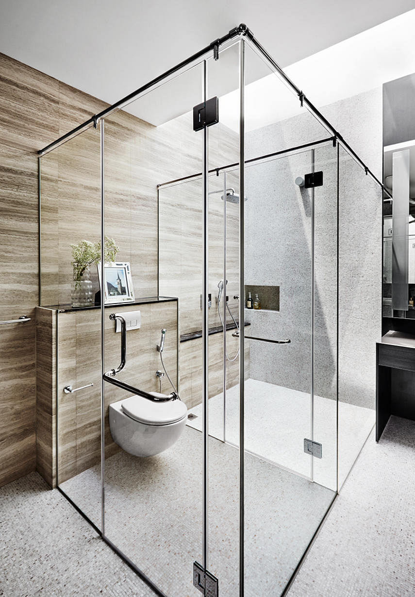 Bathroom design ideas: 10 contemporary open-concept spaces 4