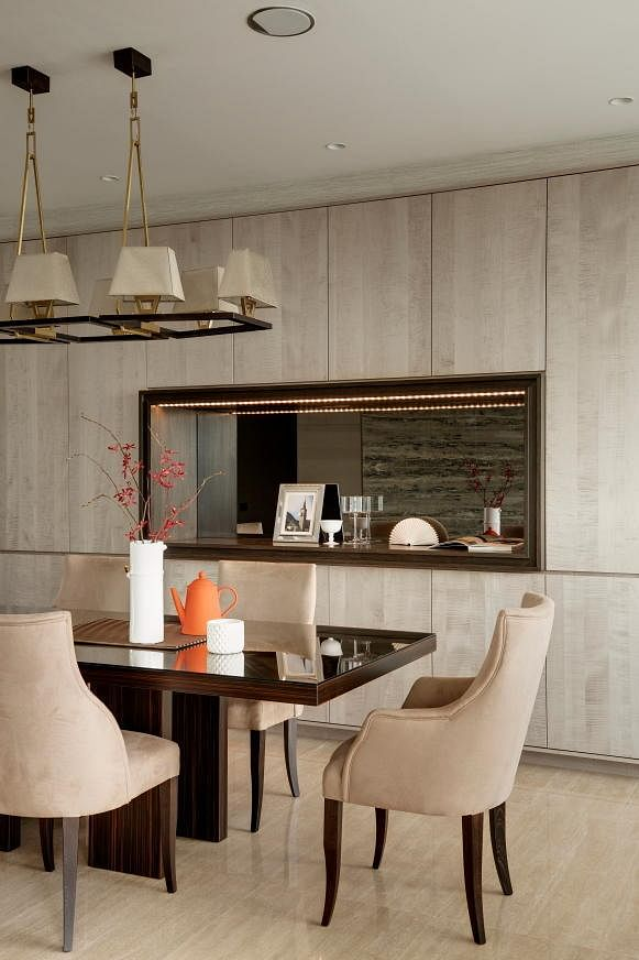 8 Stylish Modern Classic Dining Rooms To Inspire You 3