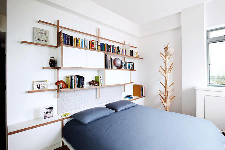 Cool shelving lekker design