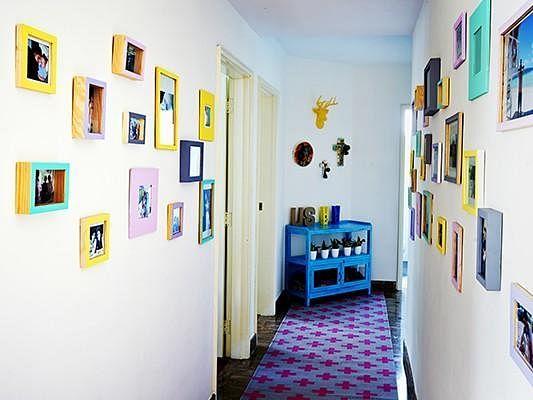 Great ways to dress up narrow corridors home decor singapore