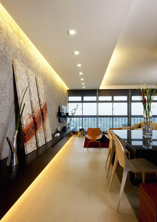 Coastal Design 2 Room Bto Flat: 7 Lighting Decor Ideas For Your HDB Flat