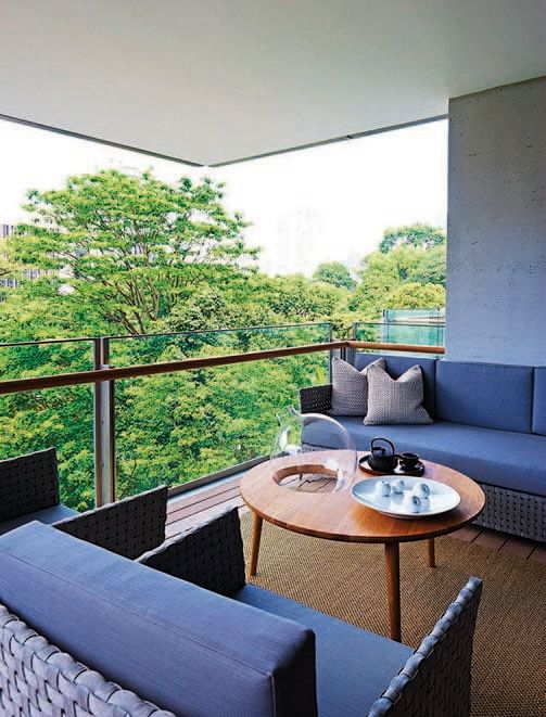 8 design ideas for your balcony or outdoor space | Home & Decor ...