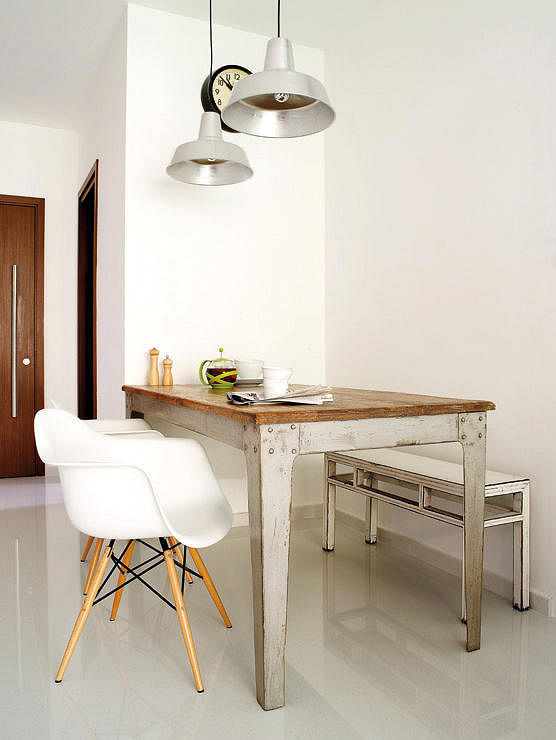 10 Ways To Spice Up Your Dining Room With A Bench