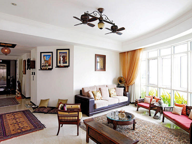 Stylish Ceiling Fans For Modern Spaces Home Amp Decor Singapore