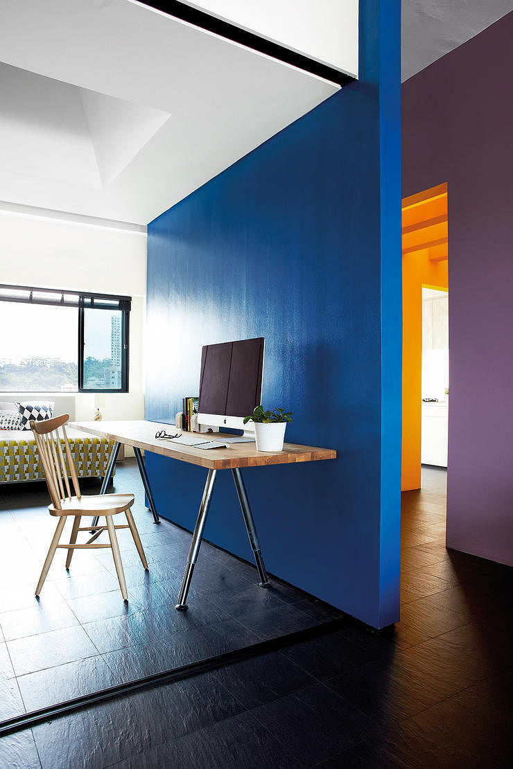 How to create a feature wall with photos - Feature Wall 1