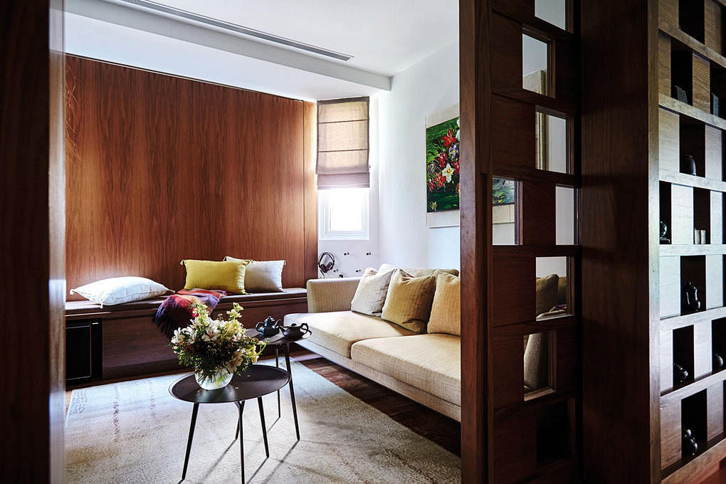 wood Feature wall renaissance planners and designers