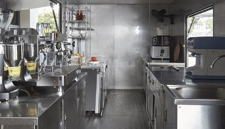 Maximise Your Tiny Kitchen With These Tips From Foodtruck