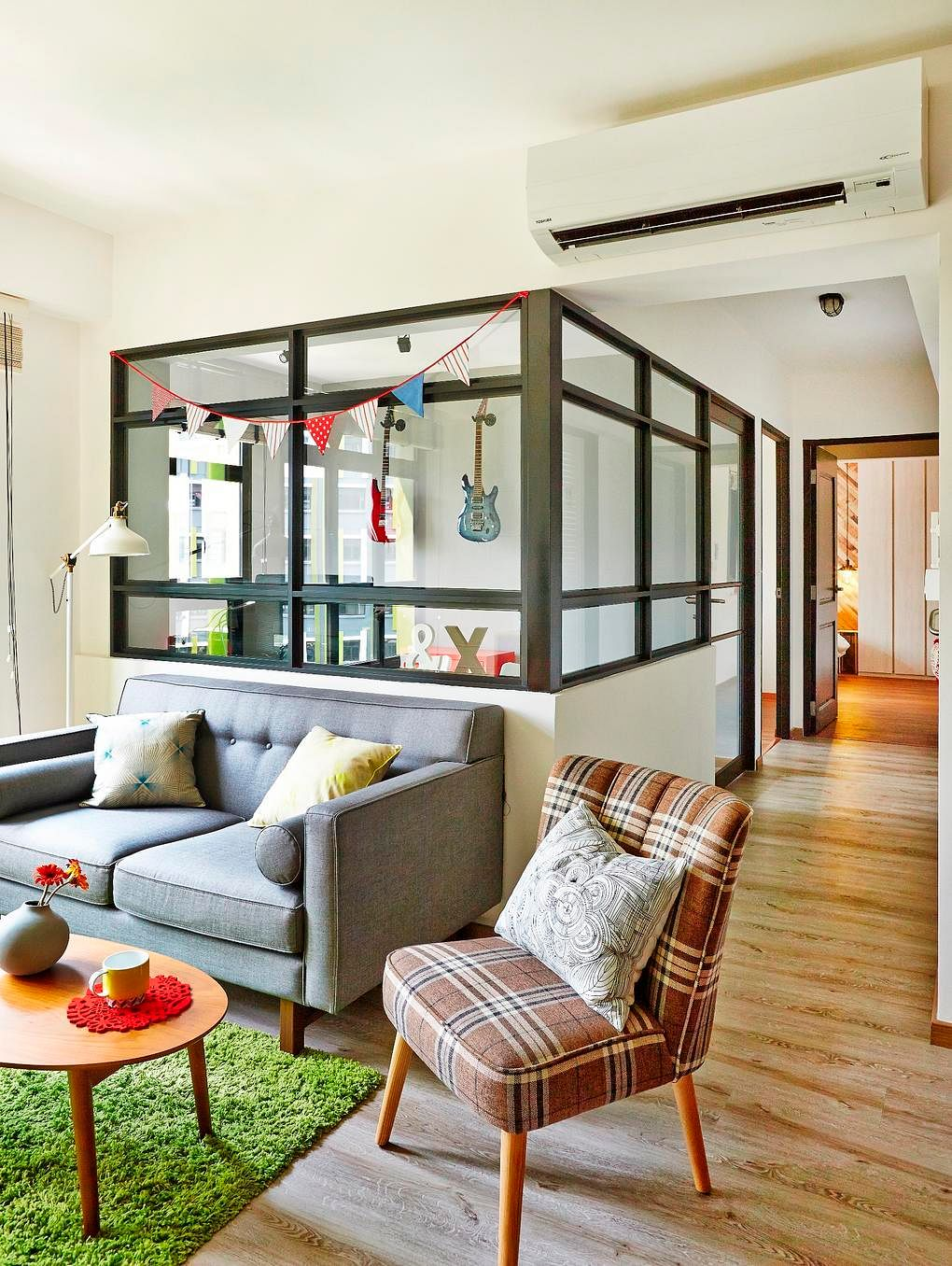 3 Room Hdb Interior Design Ideas: 9 Edgy Open-concept Designs In Trendy HDB Flat Homes
