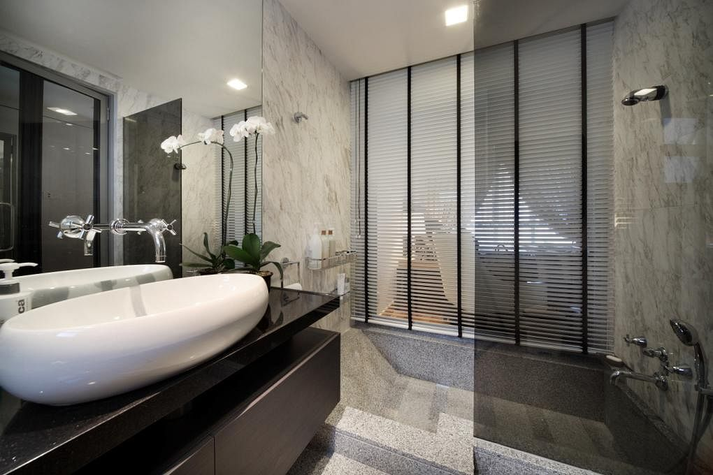 Bathroom design ideas: 10 contemporary open-concept spaces 8