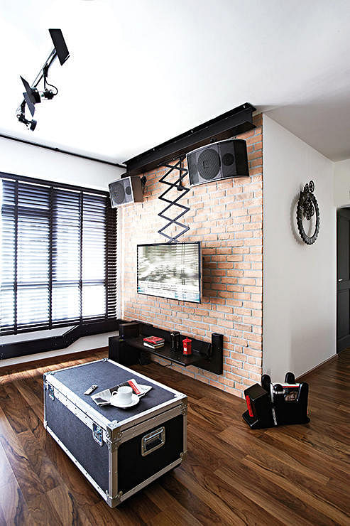 Apartment Interior With 4 Rooms: 7 Amazing HDB Flats In Sengkang And Punggol