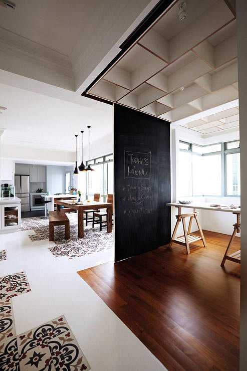 Singapore Hdb Living Room Design: Yes, You Have Space For Your Hobbies In Your HDB Flat