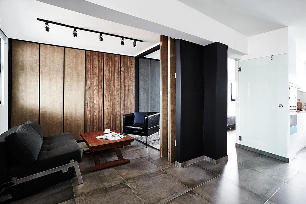 9 Edgy Open-concept Designs In Trendy HDB Flat Homes
