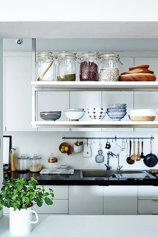Kitchen design ideas: 10 stylish ways to store kitchen tools ... on diy tools, christmas tools, kitchen power tools, windows tools, fireplace tools, modern kitchen tools, gardening tools, kitchen sink tools, food ideas tools, baby tools, general tools, landscaping tools, organization tools, decorating tools, bedroom tools, contractor tools, construction tools,