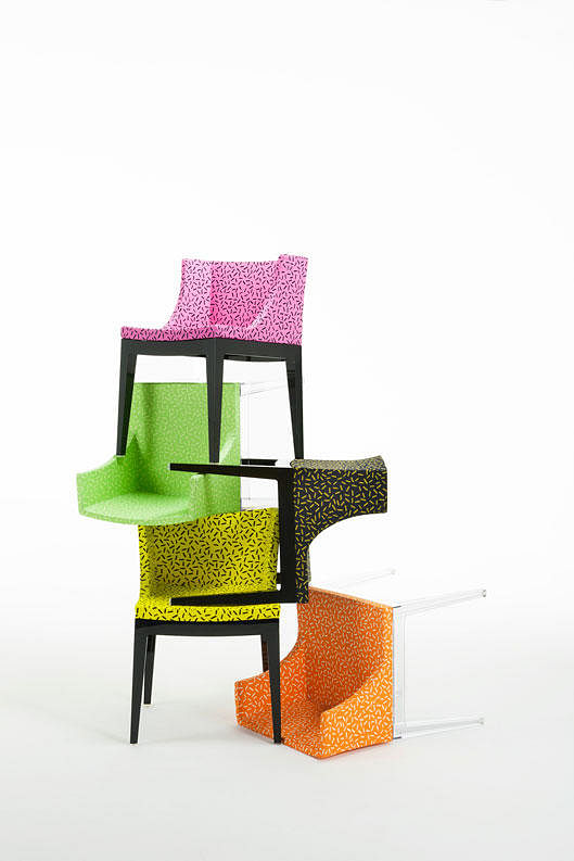 Space Furniture Kartell , Mademoiselle Chair