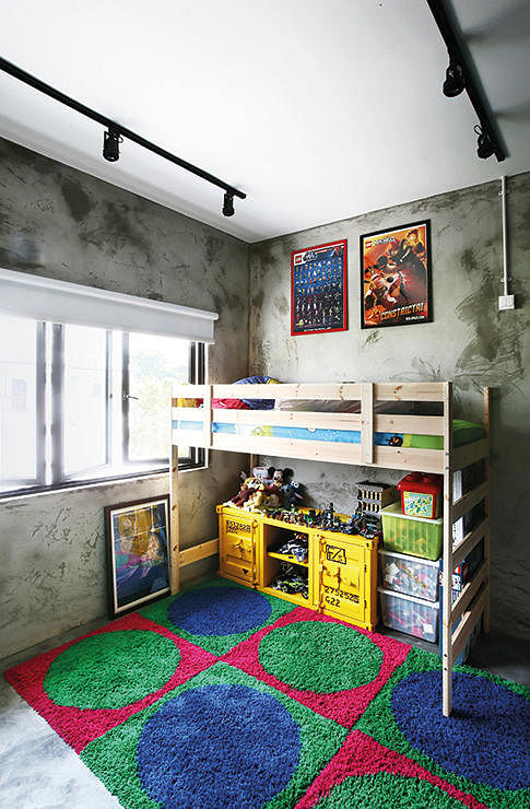 10 Ideas Of Loft Beds For Kids Home Amp Decor Singapore