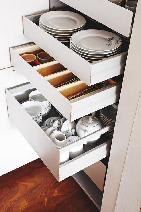 12 Built-in Storage Ideas for Your HDB Flat | Home & Decor ...