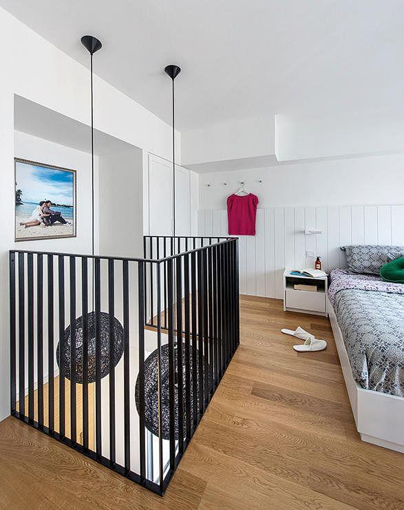 Loft Balestier Bedroom