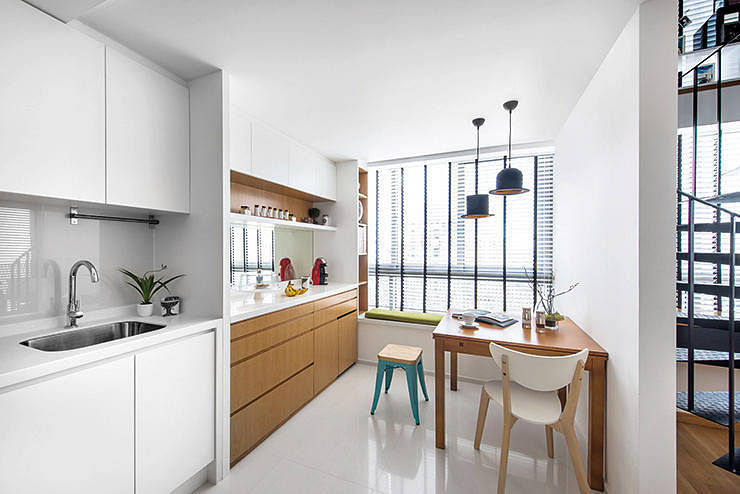 3 Stylish Lofts In Singapore We 39 D Like To Live In Home