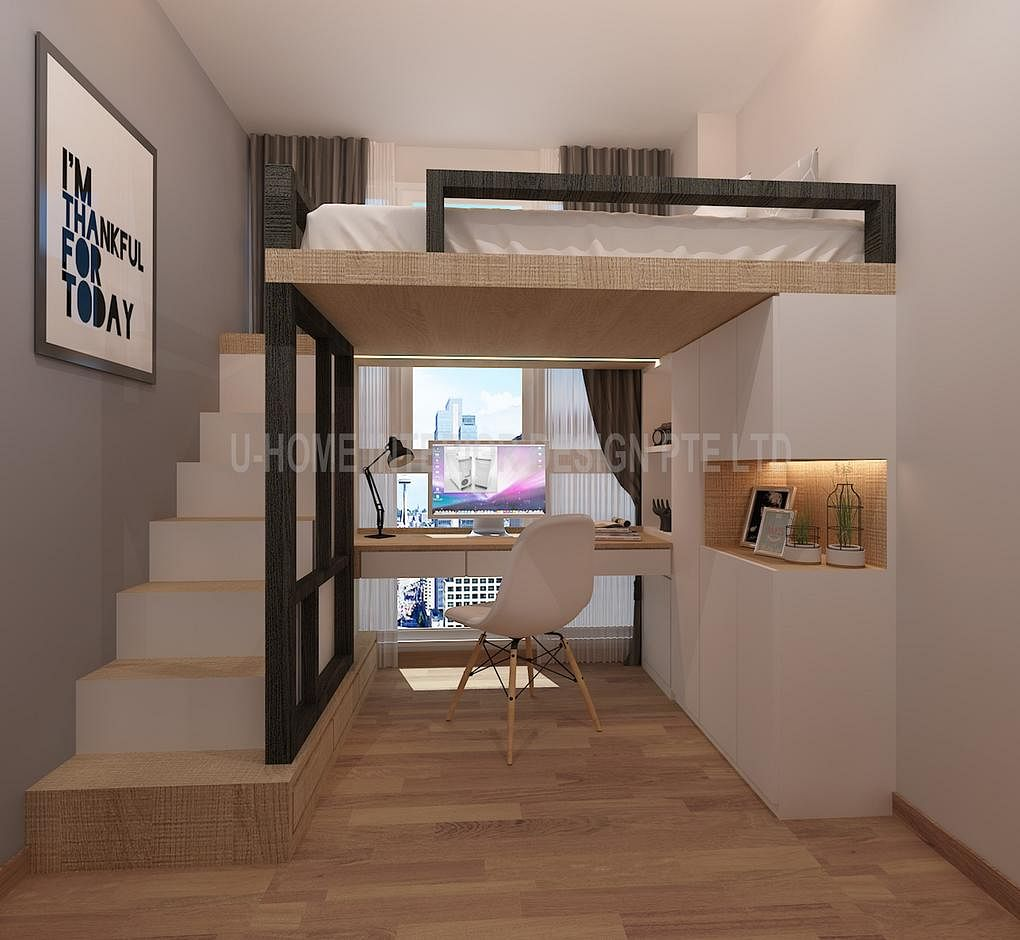 Fashion Design Interior Design Singapore: 10 Great Ways To Maximise Your Small Space